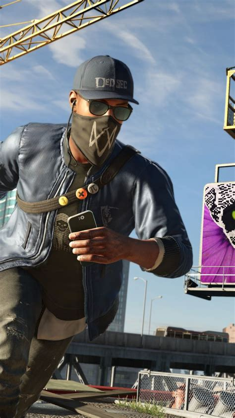 Wallpaper Watch Dogs 2, PC, PlayStation 3, PlayStation 4