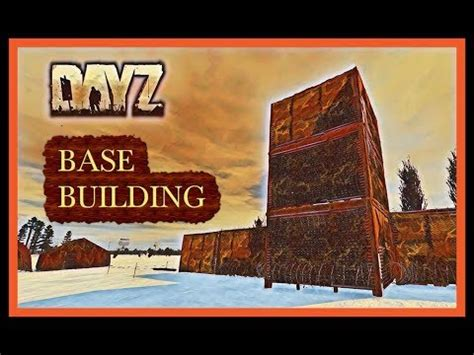 Dayz building guide ps4