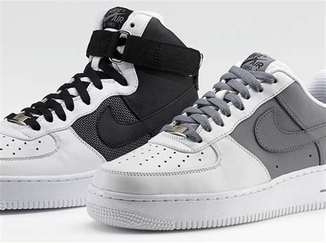 Nike Air Force 1 iD - Tactical Mesh & Leather Options