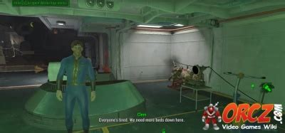 Fallout 4: Connect a terminal to the Power Cycle and