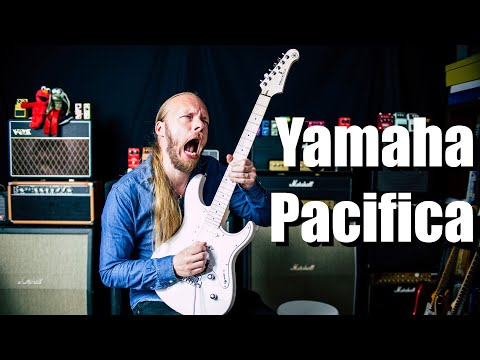 Yamaha Pacifica 112V Electric Guitar Maple finger board
