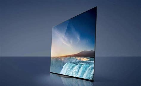 The Sony Bravia AG9 MASTER Series Puts Other TVs to Shame