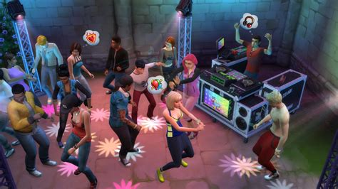 The Sims 4 Get Together PS4 and Xbox One Release Date - J