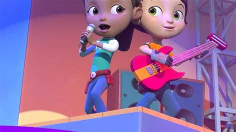 Rusty Rivets: Ruby and the Rustettes