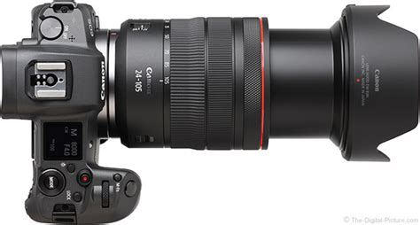 Canon RF 24-105mm F4 L IS USM Lens Review