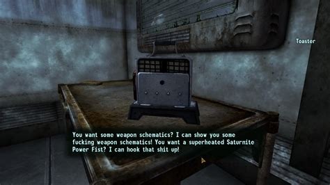 Checkpoint Breached: Fallout: New Vegas: My Words Taste