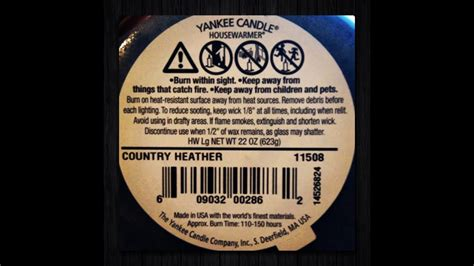 How Old Is Your Yankee Candle? - YouTube