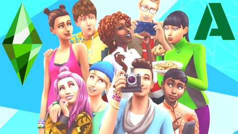 The Sims 4 All in One Customizable 1