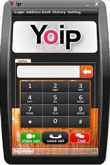 Yoip Carriers