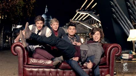 One Thing [1080p] by one direction ~ HD video Download Zone