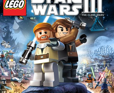 LEGO Star Wars III: The Clone Wars for Mac   Feral Interactive
