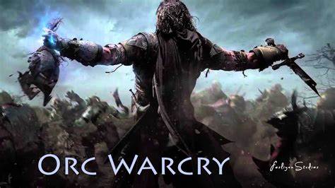 War Music - Orc Battle Warcry - Warcraft style orc