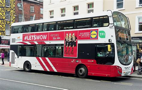 Exterion Media Rolls Out Bus Advertising Formats to Cork