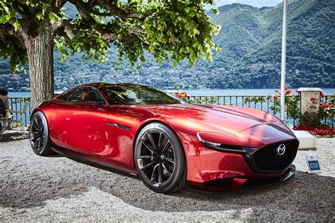 Is Mazda Secretly Working On A Rotary-Powered Sports Car