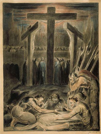 Statements of Christ on the Cross: My God, my God, why
