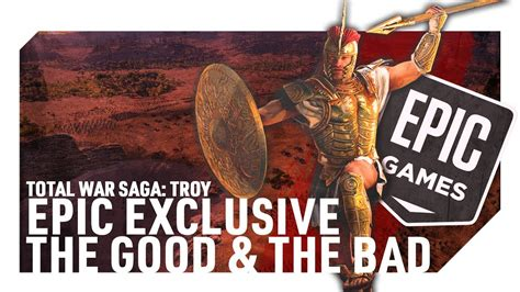 The Good & The Bad - Total War Saga: Troy Epic Exclusive