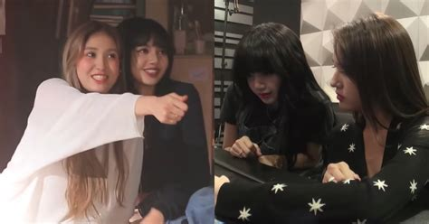 9 Times BLACKPINK And Somi Made Us Jealous Of Their Super