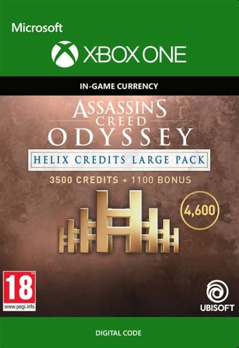Get Assassins Creed Odyssey - Helix Credits Large Pack