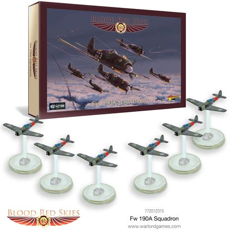 Blood Red Skies: The Focke-Wulf 190A | Warlord Games