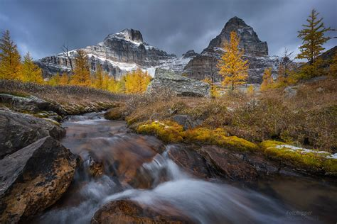 'Larch Valley' - Banff National Park | For maybe a couple