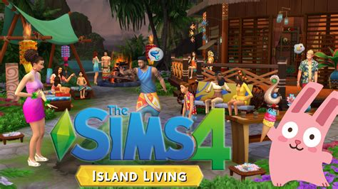 The Sims 4 Island Living 1
